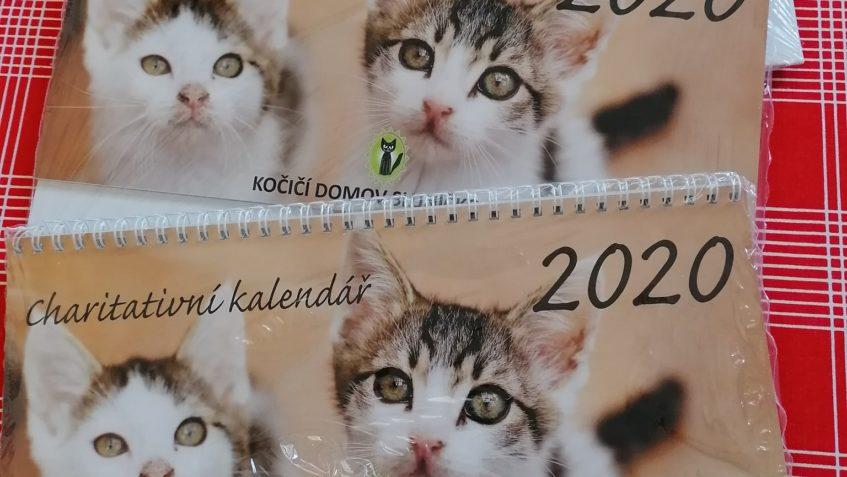 Naše charitativní kalendáře můžete zakoupit po předchozí tel...