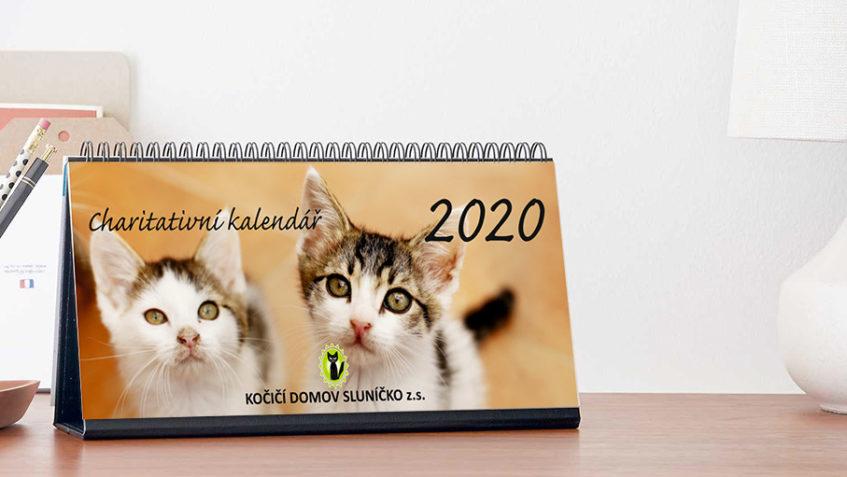 UŽ MÁTE KALENDÁŘ NA ROK 2020ZE SLUNÍČKA JE NEJHEZČÍOBJEDNEJT...