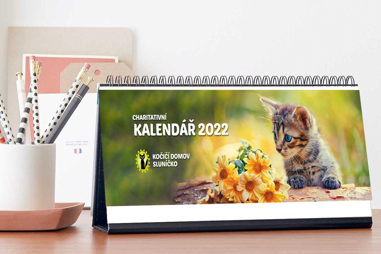 Stolní kalendář 2022